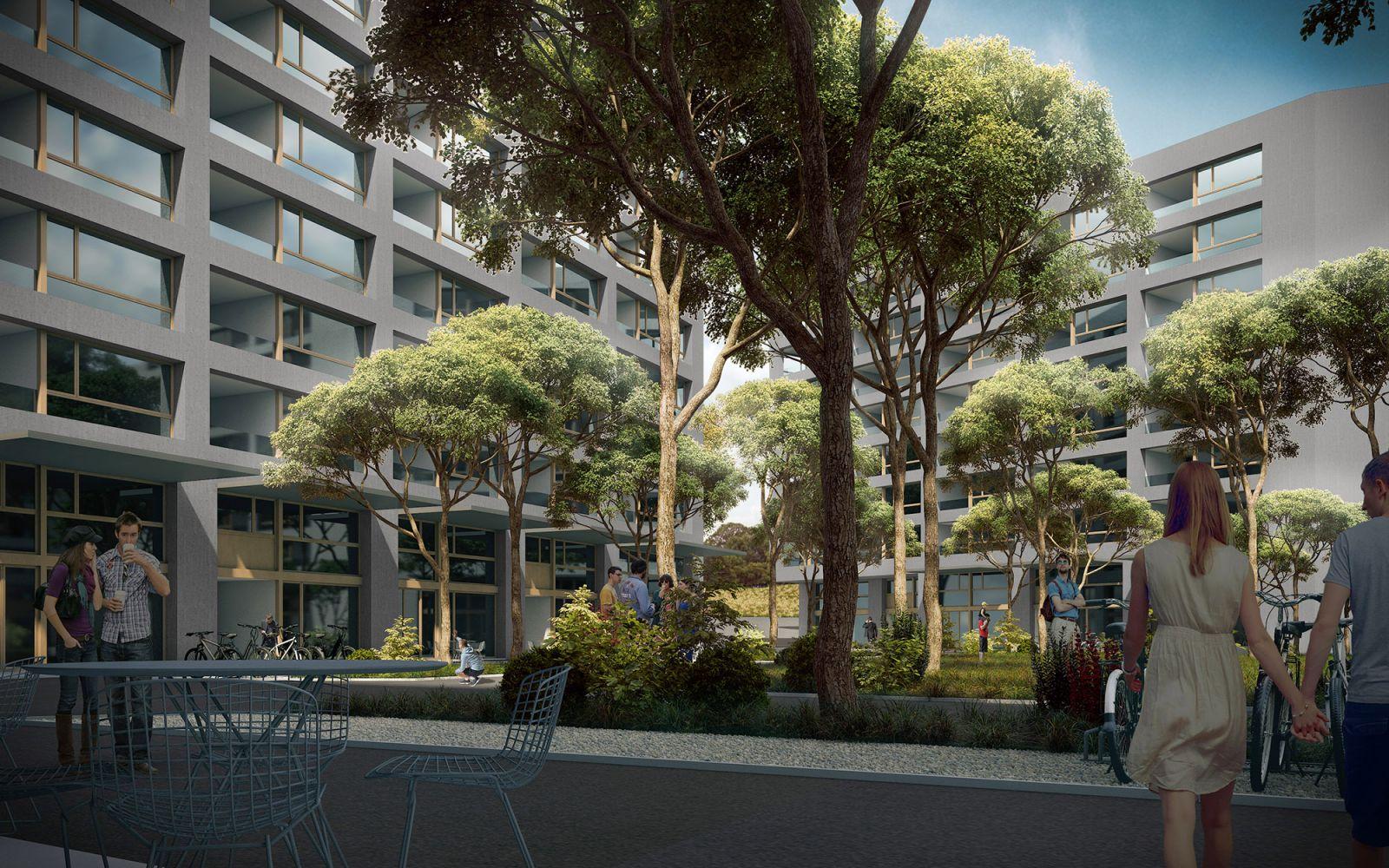 Schiffenen Housing 436