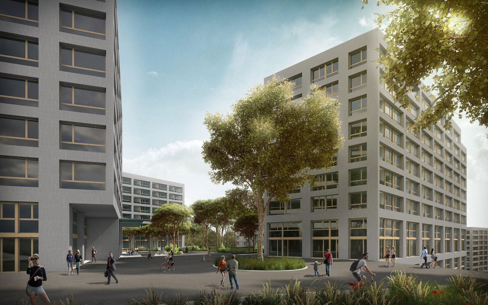 Schiffenen Housing 437