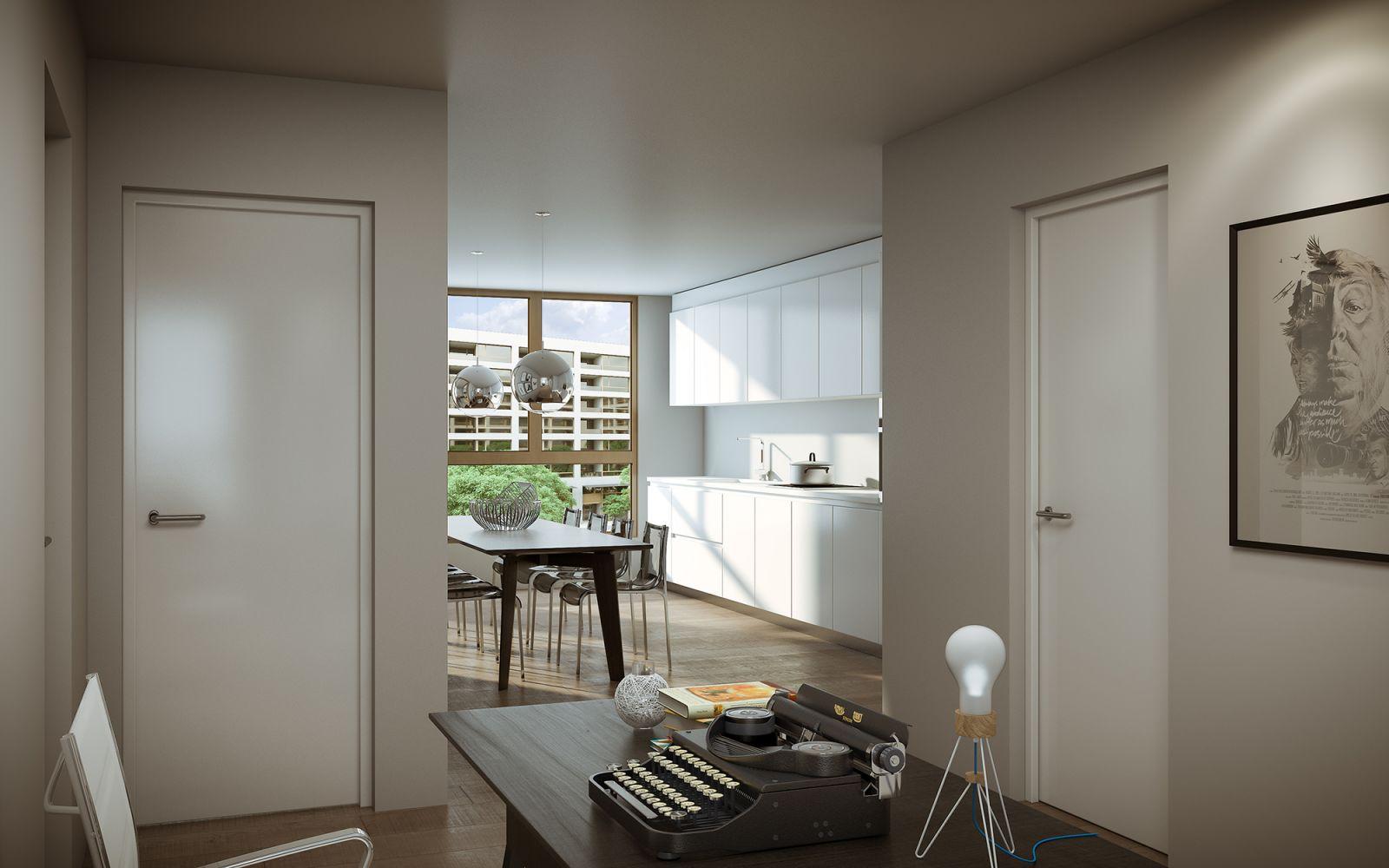 Schiffenen Housing 438