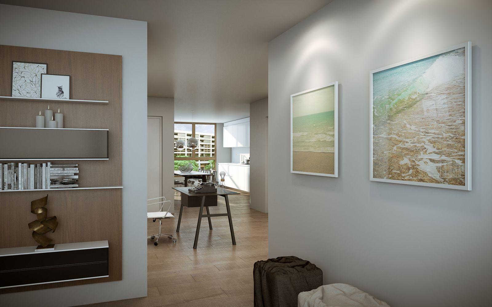 Schiffenen Housing 443