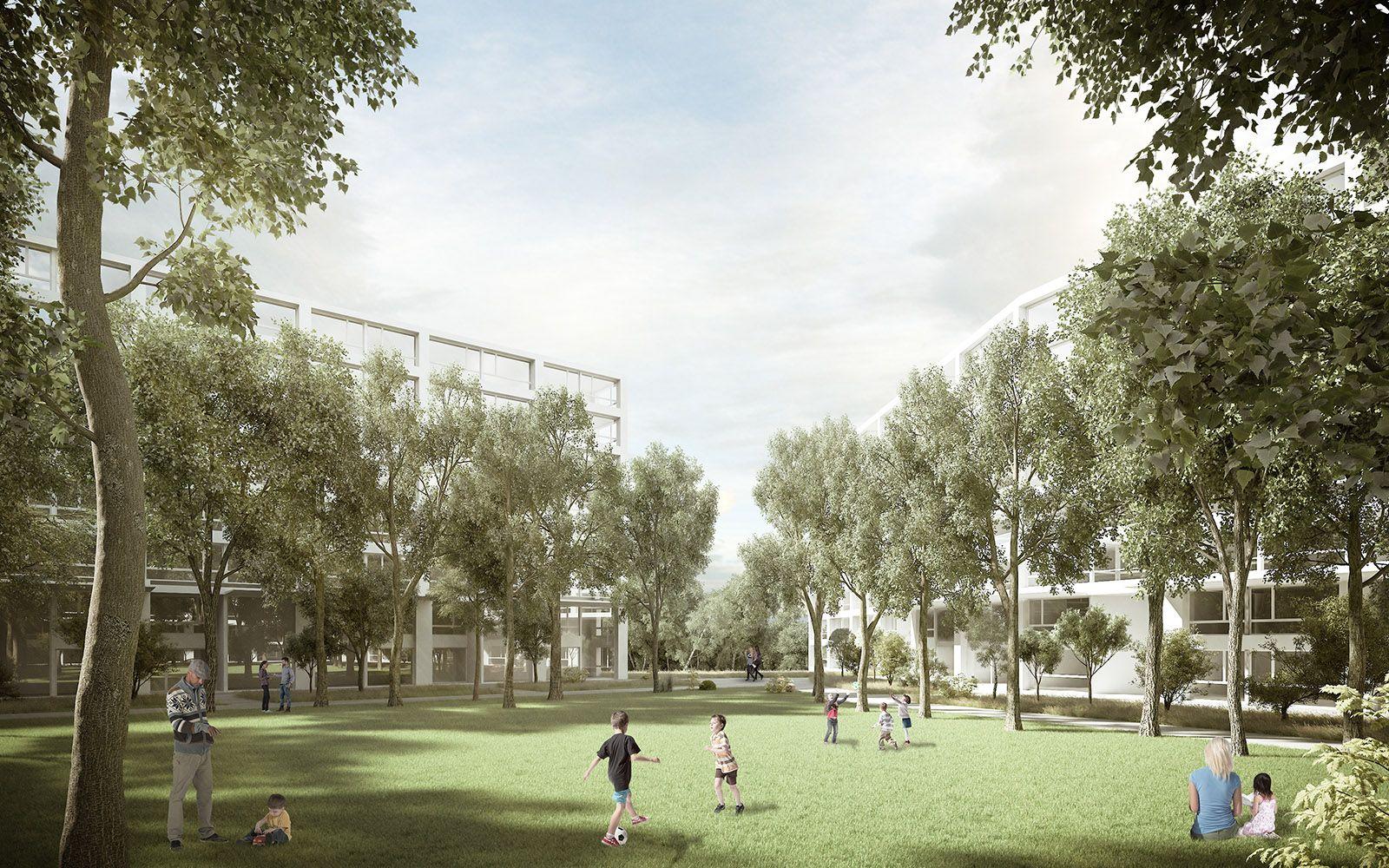 Schiffenen Housing 875