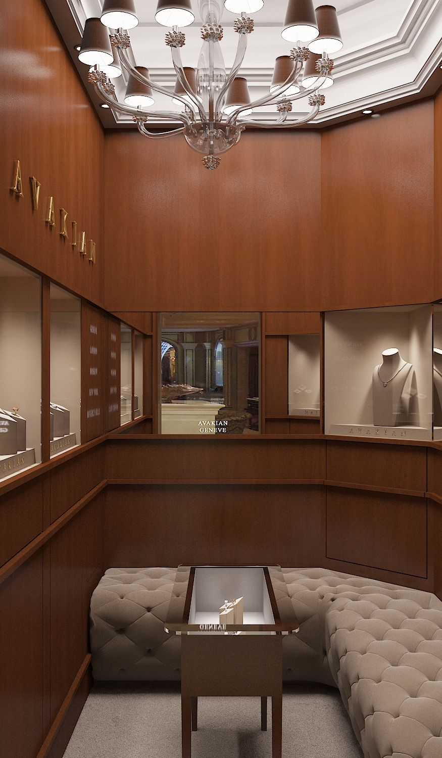 Jewelry Store - Moscow 464