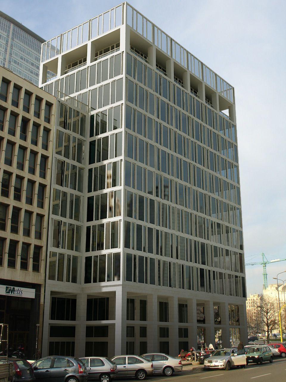 Office Building - Stazione Centrale Milan 467