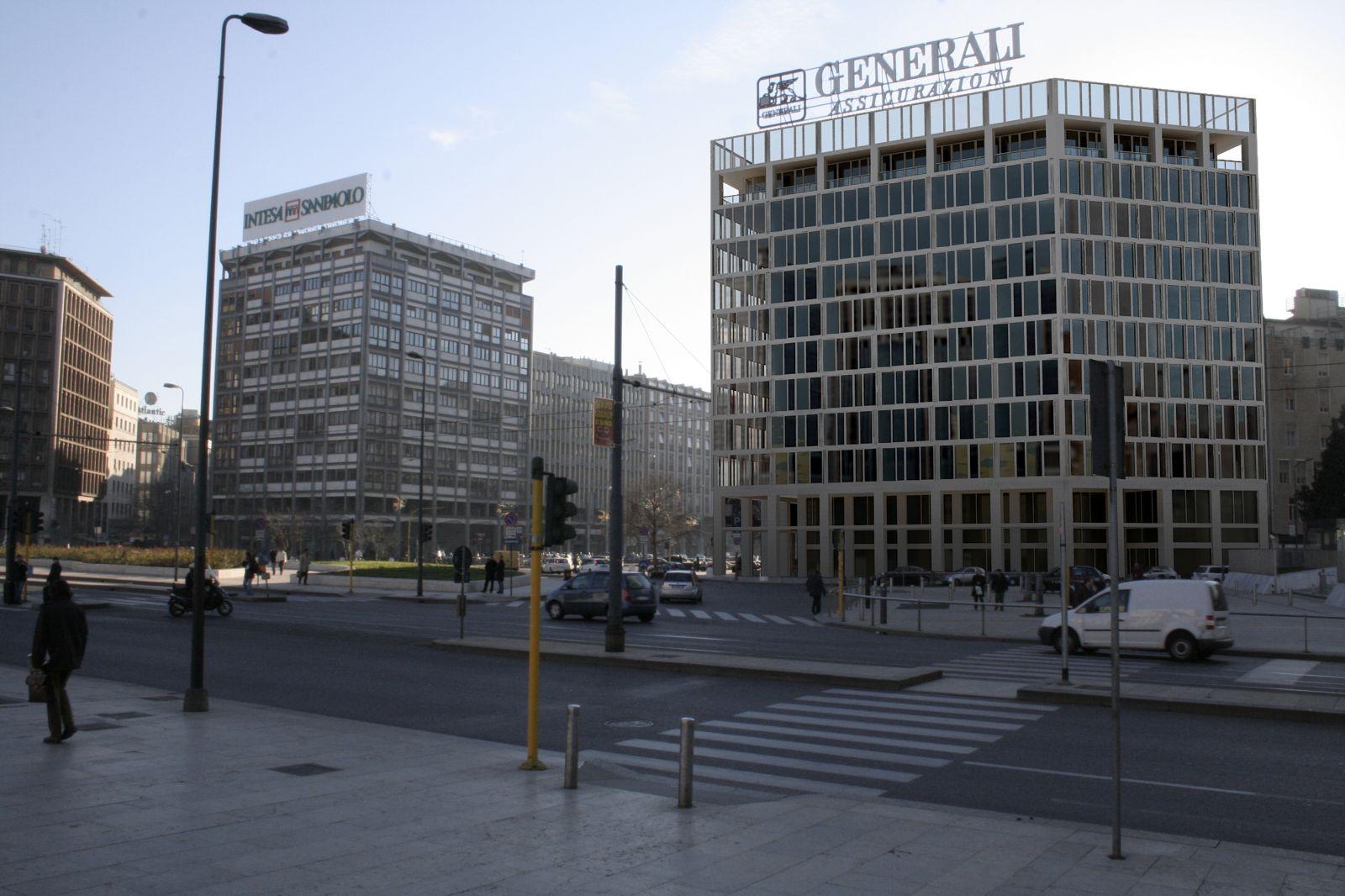 Office Building - Stazione Centrale Milan 469