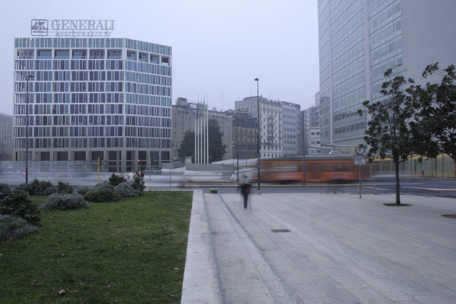 Office Building - Stazione Centrale Milan 470