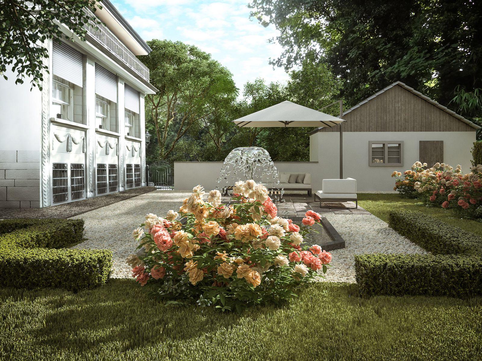 Private Garden 523