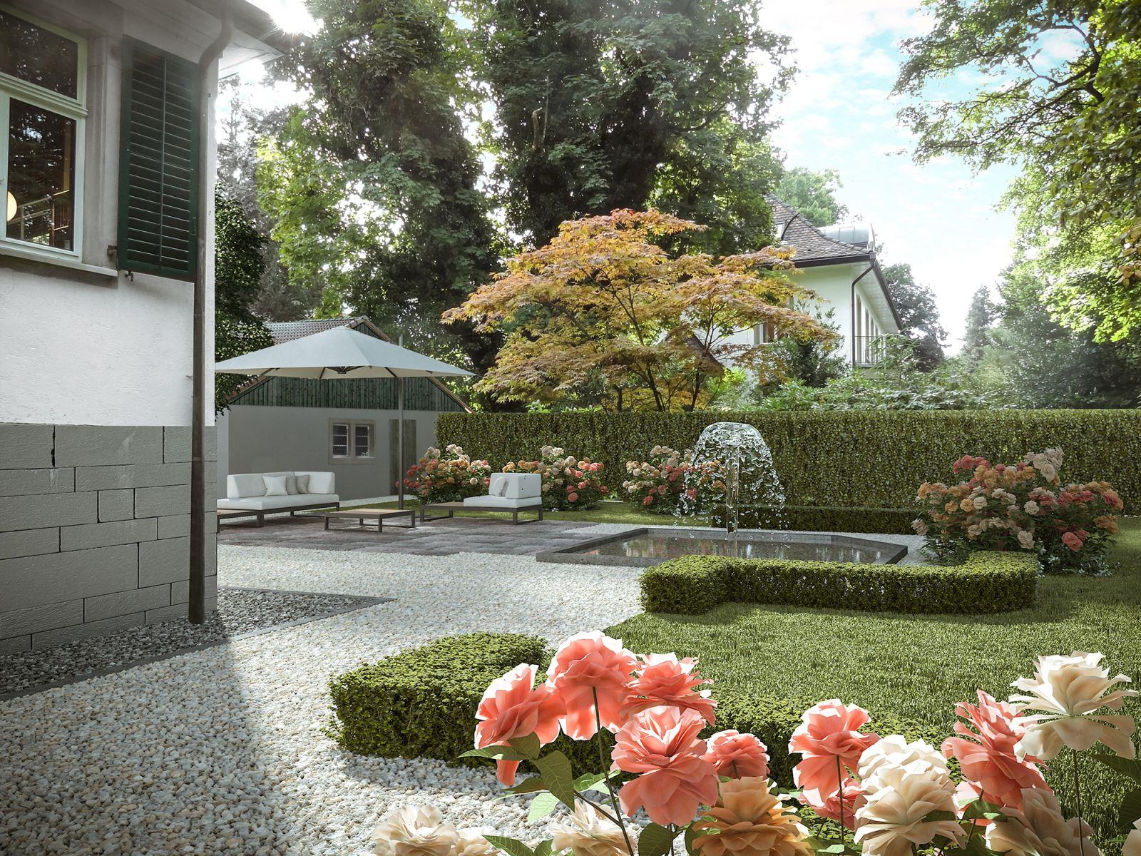 Private Garden 525
