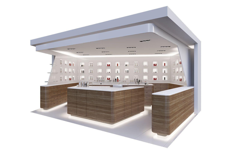 Perfumery Corner - La Rinascente 539