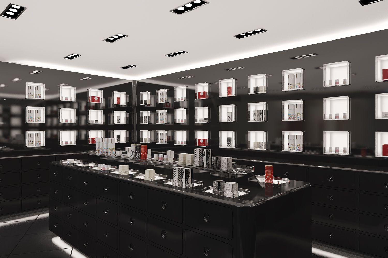 Perfumery Corner - La Rinascente 540