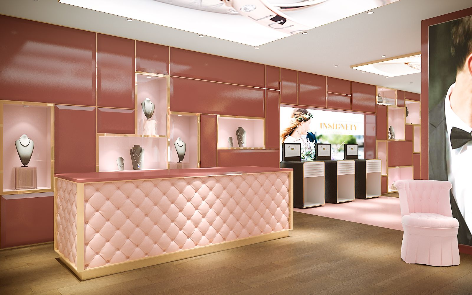 Jewelry Store - Amsterdam 544