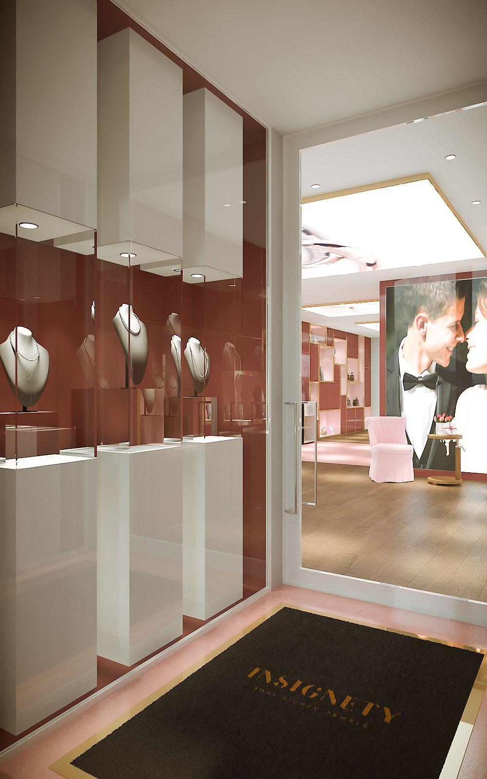 Jewelry Store - Amsterdam 545