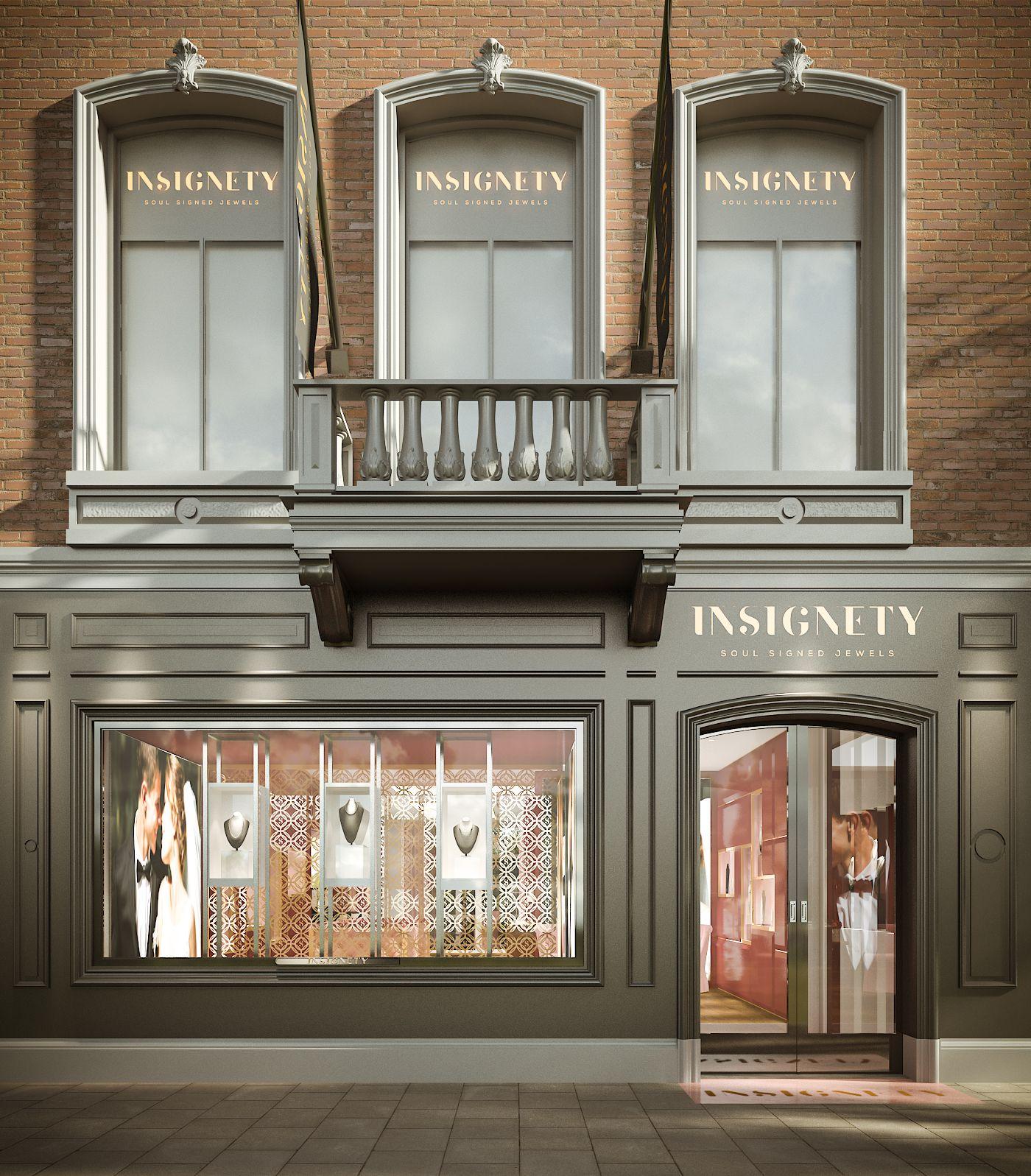 Jewelry Store - Amsterdam 547