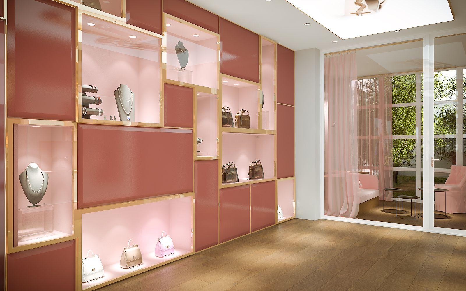 Jewelry Store - Amsterdam 549