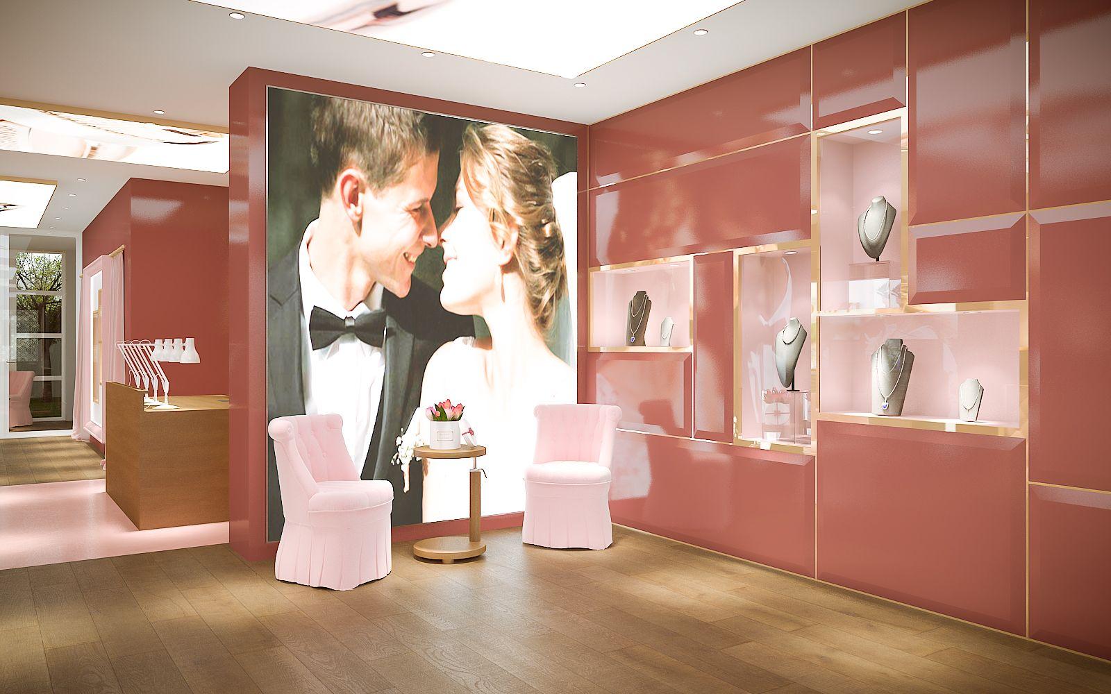 Jewelry Store - Amsterdam 550