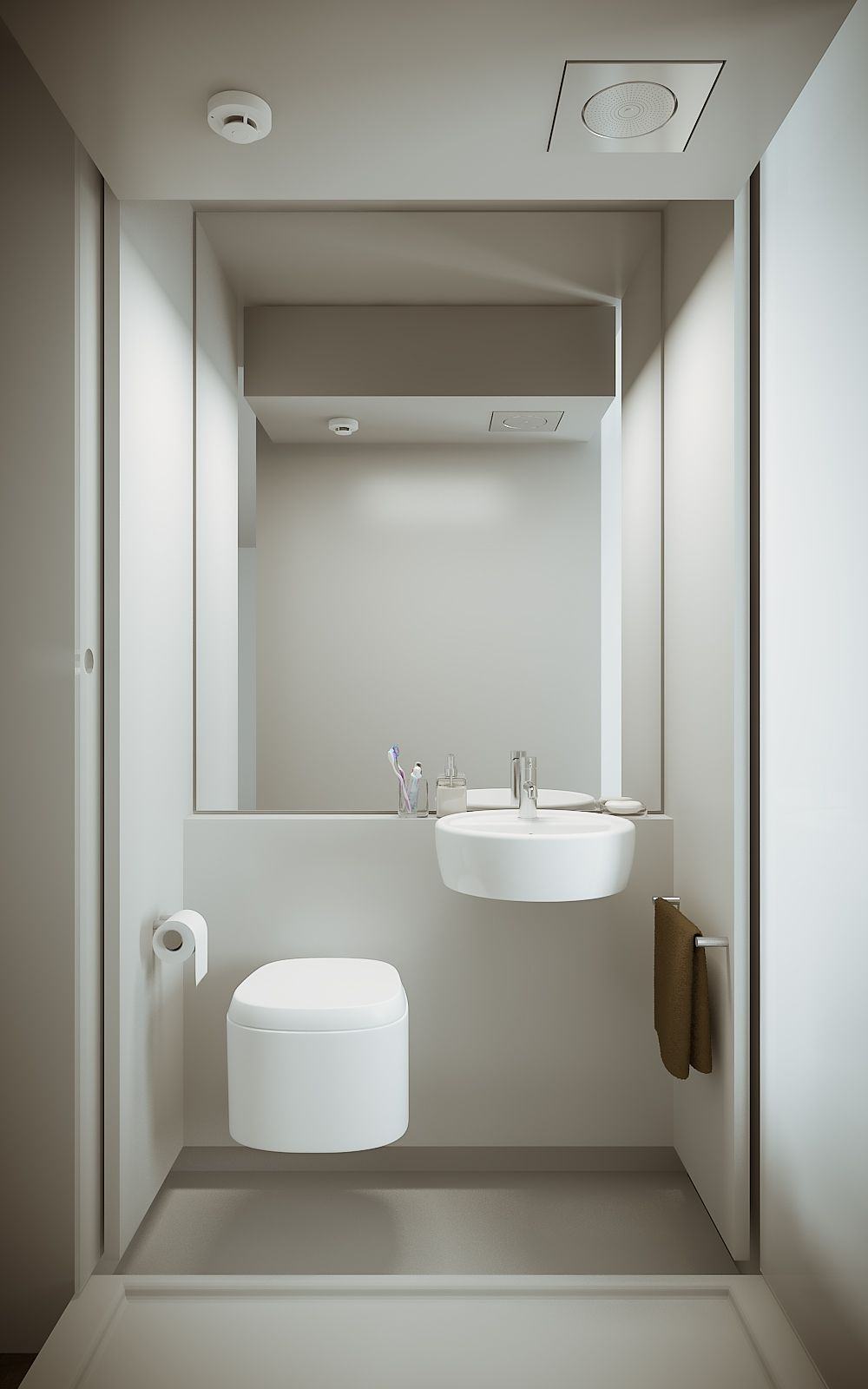 Extracting Bathroom Concept 572