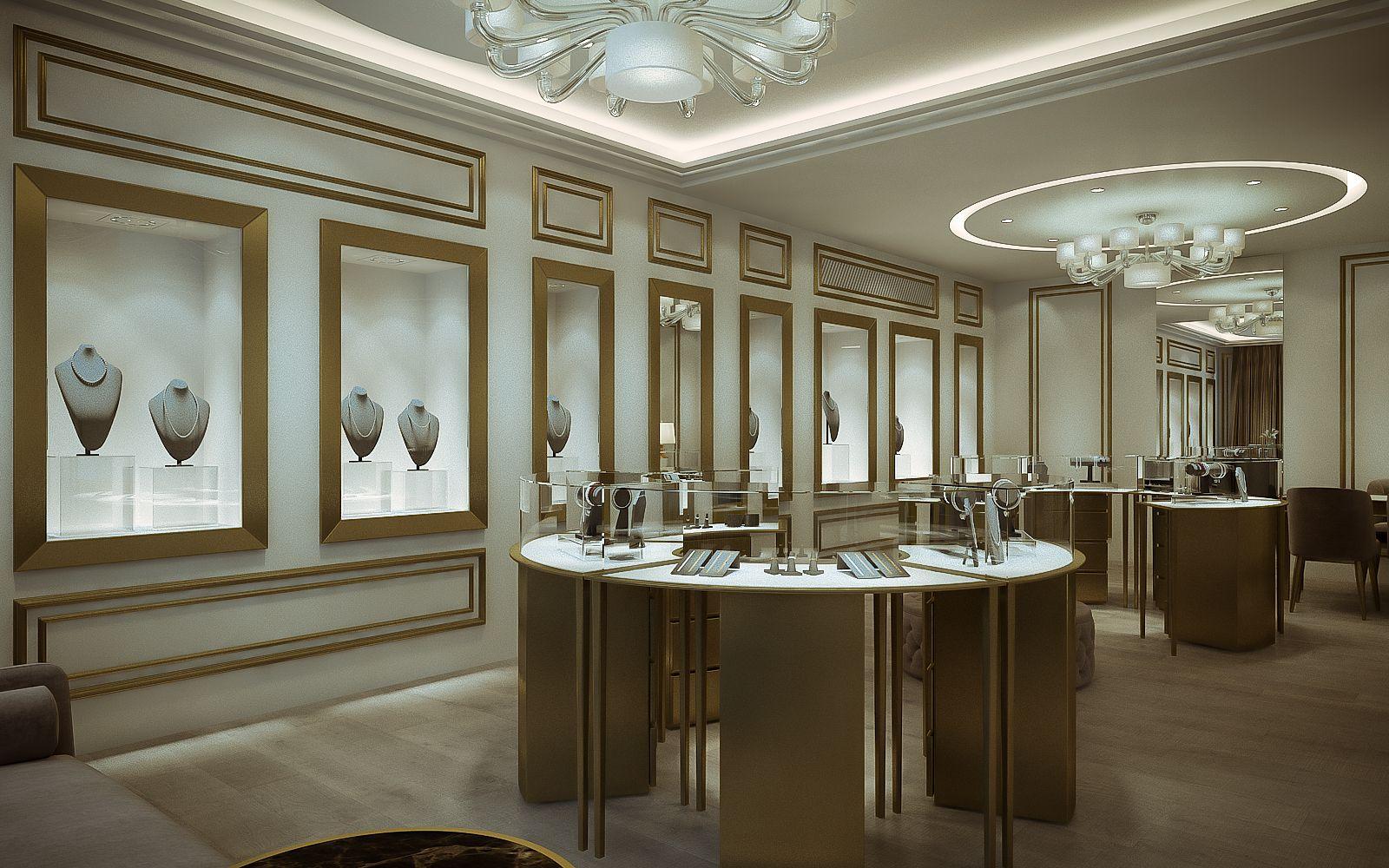 Jewelry Store - Tel Aviv 590