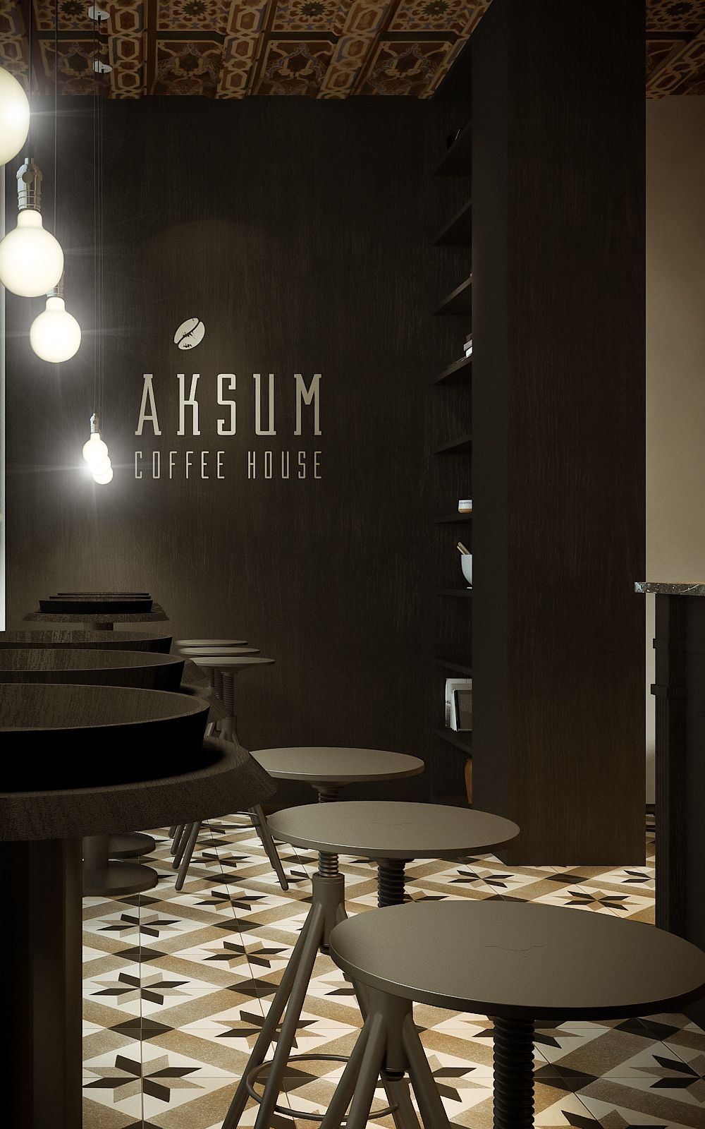 Aksum Coffee 596