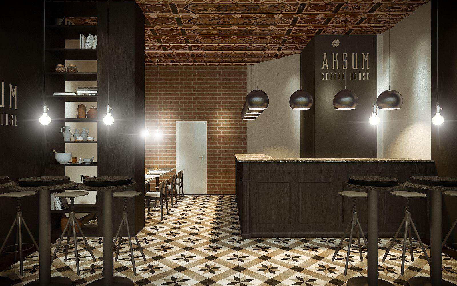 Aksum Coffee 597