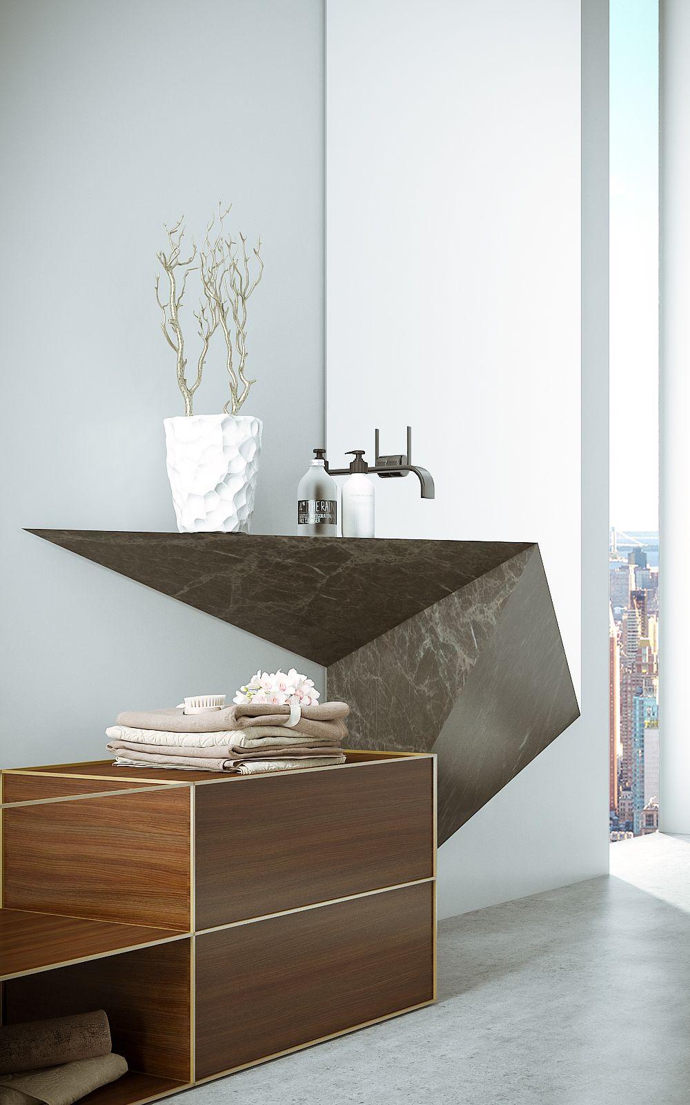 Marble Sink 665