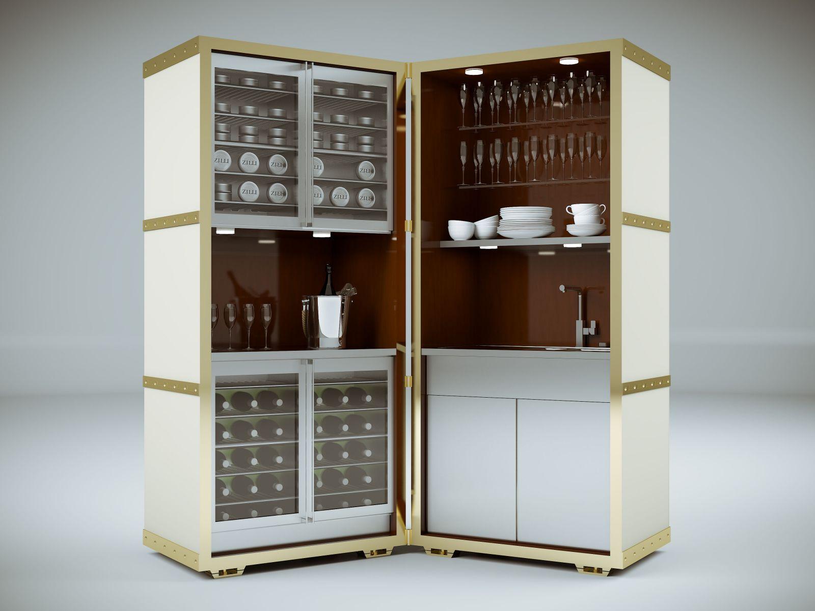 Zilli - Portable Bar - Concept 671