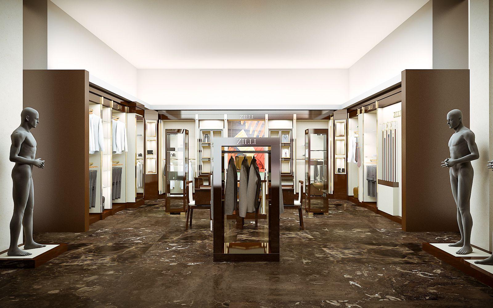Zilli Store - Harrods 705